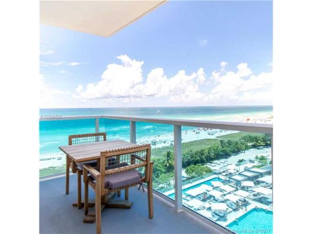 102 24th St #1016, Miami Beach, FL 33139 (MLS #A10304592) :: Green Realty Properties