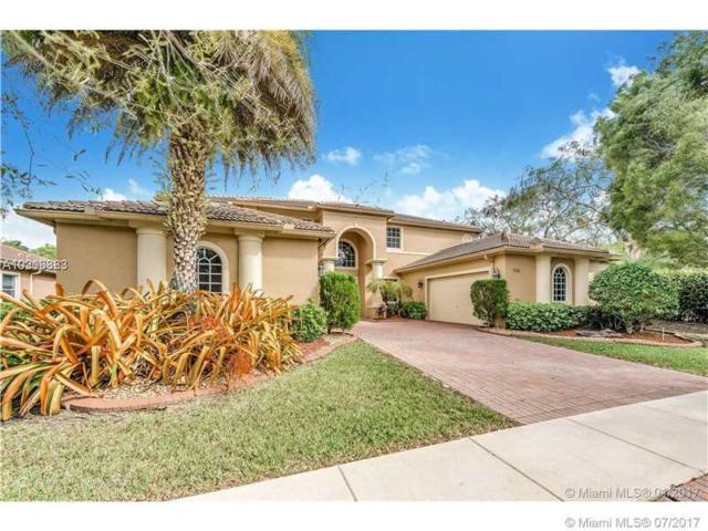 3782 E Coquina Way, Weston, FL 33332 (MLS #A10313883) :: Green Realty Properties