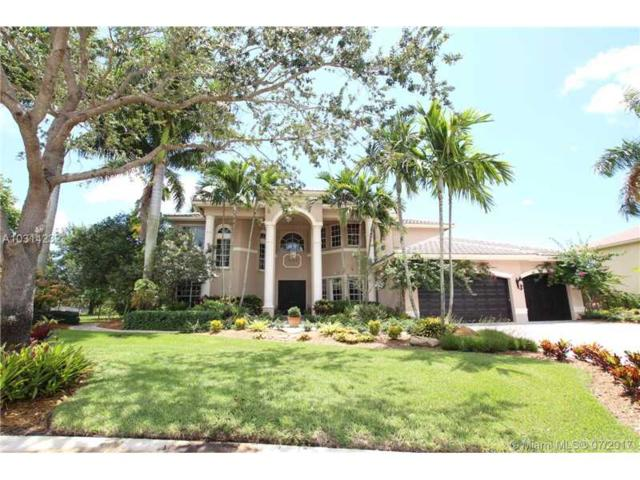 3312 Dovecote Meadow Ln, Davie, FL 33328 (MLS #A10314232) :: Green Realty Properties