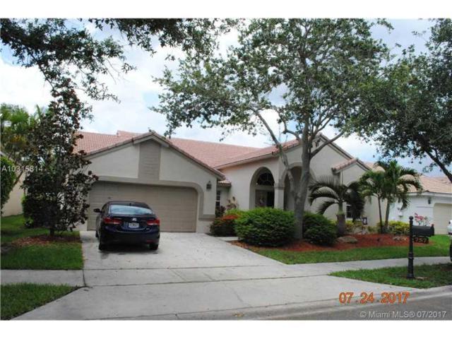 757 Heritage Way, Weston, FL 33326 (MLS #A10315814) :: Castelli Real Estate Services