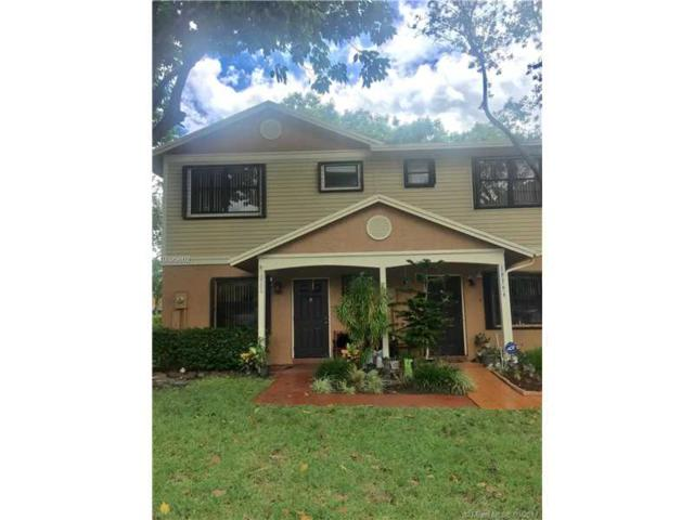 10500 NW 7th St 69-1, Pembroke Pines, FL 33026 (MLS #A10329802) :: Green Realty Properties