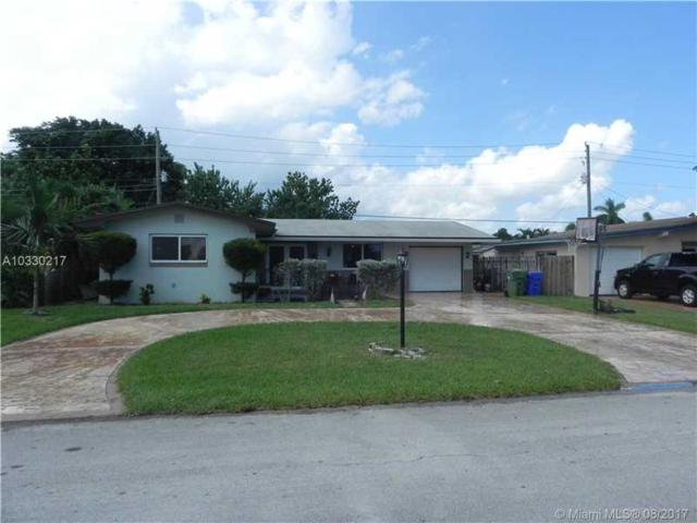 8321 NW 15th Ct, Pembroke Pines, FL 33024 (MLS #A10330217) :: The Chenore Real Estate Group