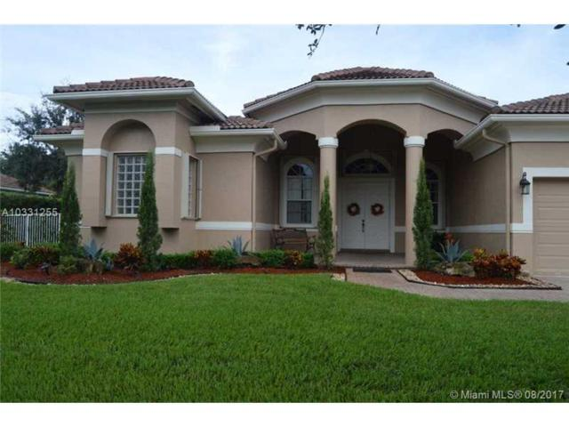 1603 SW 159th Ave, Davie, FL 33326 (MLS #A10331255) :: The Chenore Real Estate Group