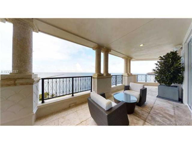 7471 Fisher Island Dr #7471, Miami Beach, FL 33109 (MLS #A10339787) :: Green Realty Properties
