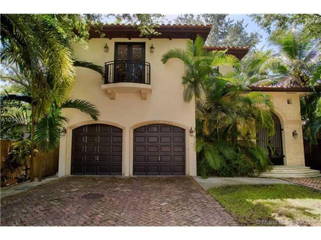 3621 S Le Jeune Rd, Coconut Grove, FL 33146 (MLS #A10340556) :: The Riley Smith Group