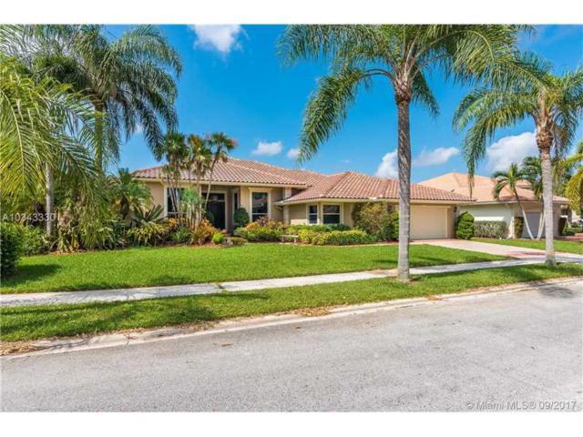 388 Coconut Cir, Weston, FL 33326 (MLS #A10343330) :: Green Realty Properties