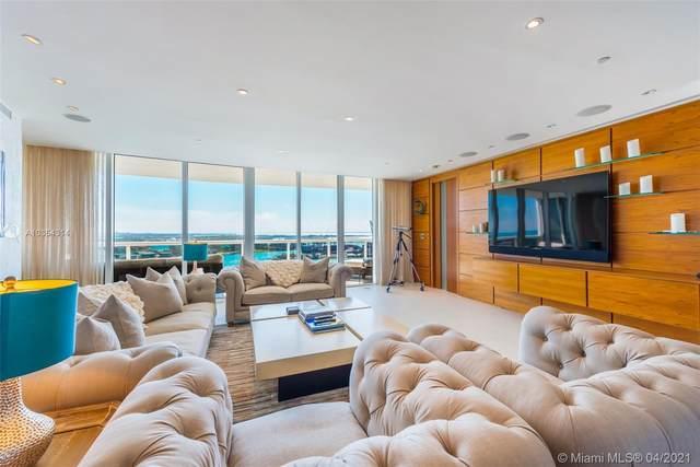 400 Alton Rd #2804, Miami Beach, FL 33139 (#A10354314) :: Posh Properties
