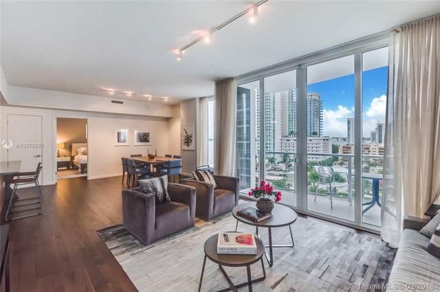 601 NE 27th St #902, Miami, FL 33137 (MLS #A10379535) :: Prestige Realty Group