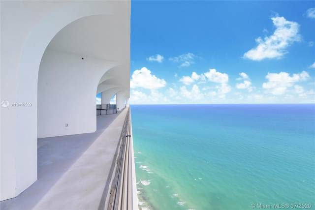 16901 Collins Avenue 5603 PH, Sunny Isles Beach, FL 33160 (MLS #A10416509) :: The Rose Harris Group