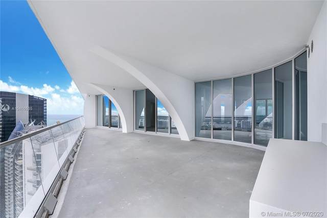 16901 Collins Avenue #5303, Sunny Isles Beach, FL 33160 (MLS #A10416535) :: Green Realty Properties