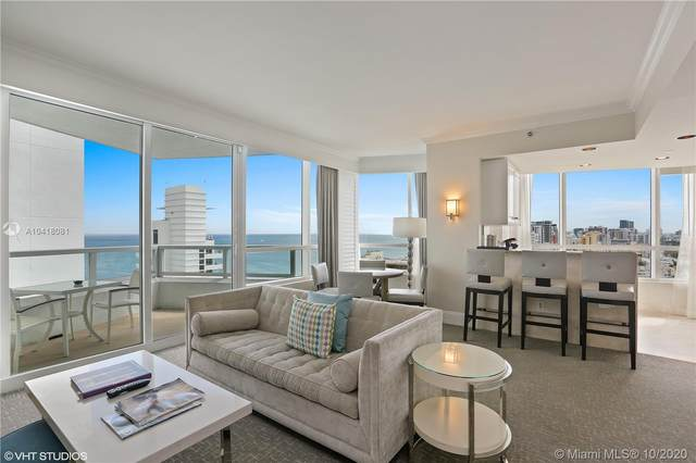 4401 Collins Ave #1604, Miami Beach, FL 33140 (MLS #A10418081) :: The Rose Harris Group