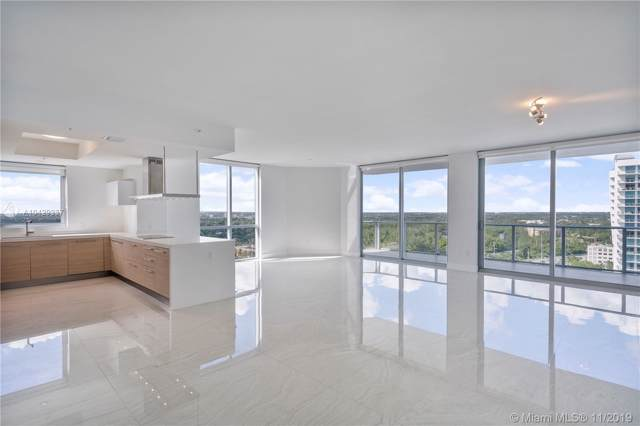 17111 Biscayne Blvd #2001, North Miami Beach, FL 33160 (#A10429337) :: Real Estate Authority
