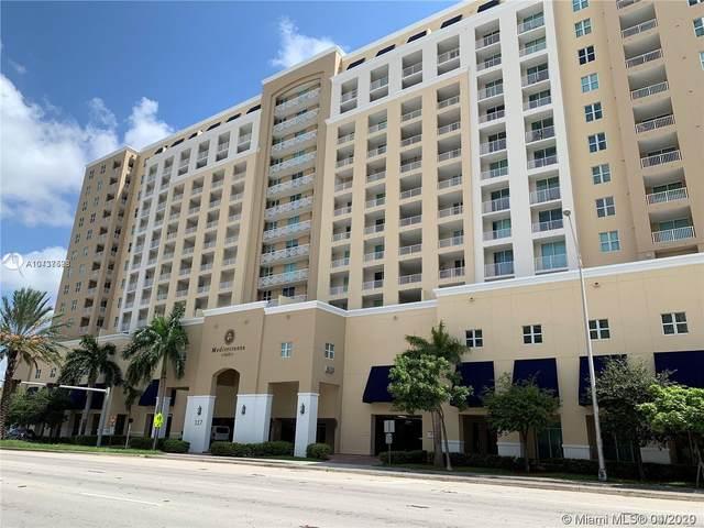 117 NW 42 AV #915, Miami, FL 33126 (MLS #A10437598) :: The Jack Coden Group