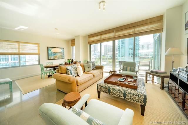 6101 Aqua Ave #603, Miami Beach, FL 33141 (MLS #A10449421) :: Ray De Leon with One Sotheby's International Realty