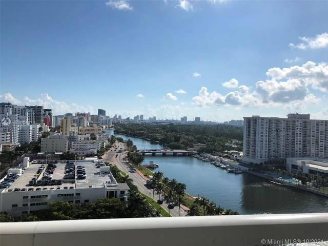4401 Collins Ave #1612, Miami Beach, FL 33140 (MLS #A10470867) :: Green Realty Properties