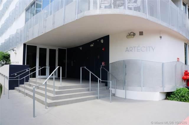 2155 Washington Ct #305, Miami Beach, FL 33139 (MLS #A10481362) :: The Pearl Realty Group