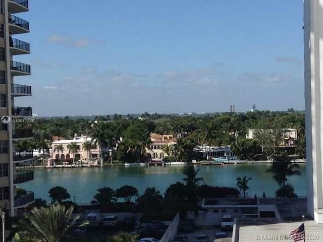 5701 Collins Ave #605, Miami Beach, FL 33140 (MLS #A10511255) :: Castelli Real Estate Services
