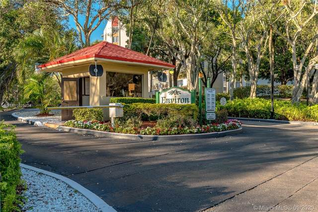 6911 Environ Blvd 6L, Lauderhill, FL 33319 (MLS #A10525234) :: Green Realty Properties