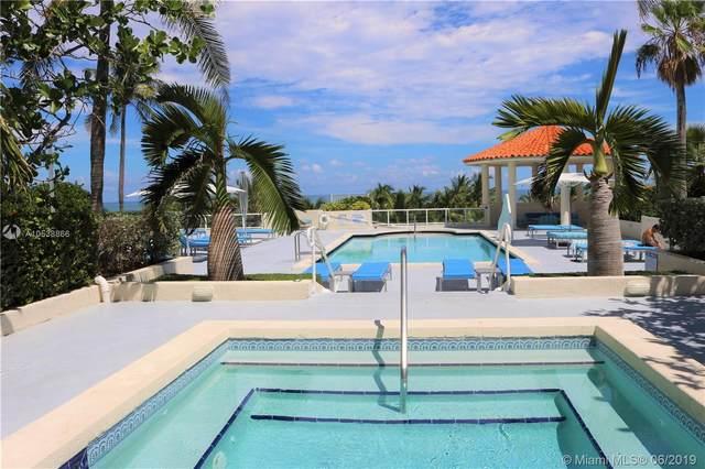 7330 Ocean Ter 21-D, Miami Beach, FL 33141 (MLS #A10538866) :: Berkshire Hathaway HomeServices EWM Realty