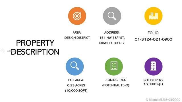 151 NW 38th St, Miami, FL 33127 (MLS #A10559762) :: Berkshire Hathaway HomeServices EWM Realty