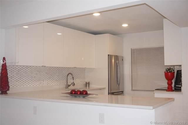 158 Lakeview Dr #102, Weston, FL 33326 (MLS #A10573297) :: Berkshire Hathaway HomeServices EWM Realty