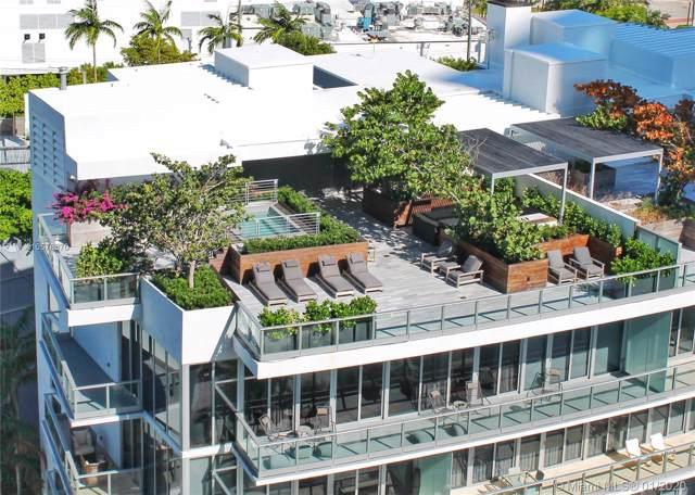 801 S Pointe Dr Ph3, Miami Beach, FL 33139 (MLS #A10578370) :: The Jack Coden Group