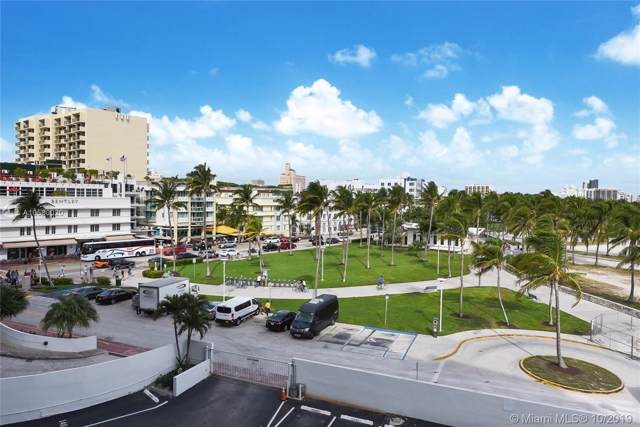 465 Ocean Dr #519, Miami Beach, FL 33139 (MLS #A10580020) :: The Jack Coden Group
