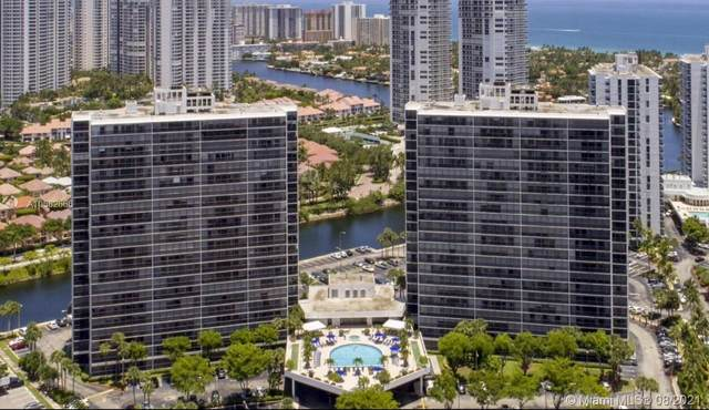 3731 N Country Club Dr #1824, Aventura, FL 33180 (MLS #A10582666) :: The Howland Group