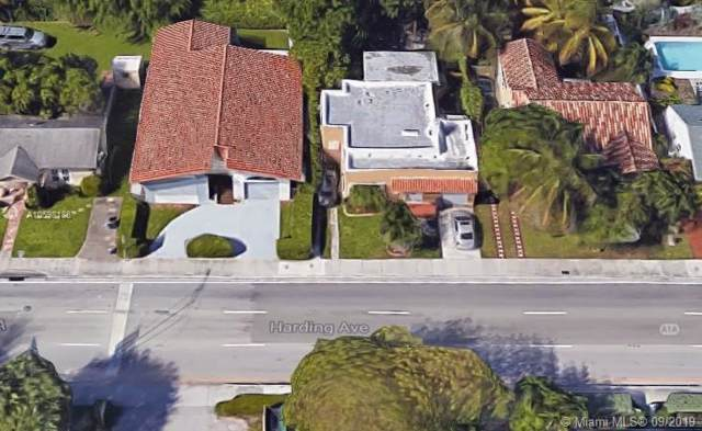 8918 Harding Ave, Surfside, FL 33154 (MLS #A10598186) :: The Riley Smith Group