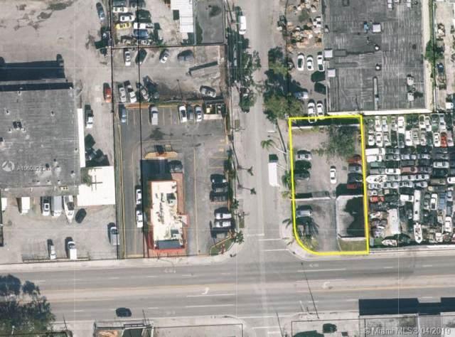 1495 NW 20th St, Miami, FL 33142 (MLS #A10608993) :: Berkshire Hathaway HomeServices EWM Realty