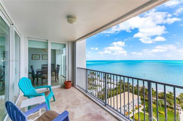 881 Ocean Dr 12E, Key Biscayne, FL 33149 (MLS #A10629169) :: The Paiz Group