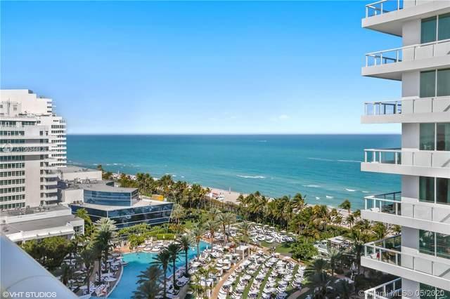 4401 Collins Ave #1502, Miami Beach, FL 33140 (MLS #A10634412) :: Patty Accorto Team