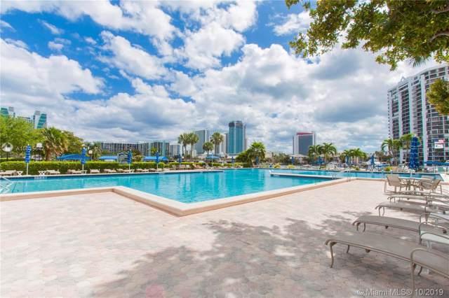 500 Three Islands Blvd #112, Hallandale, FL 33009 (MLS #A10635642) :: Patty Accorto Team