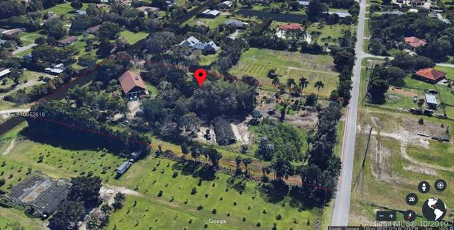 18900 Stirling Rd, Southwest Ranches, FL 33332 (MLS #A10652616) :: The Teri Arbogast Team at Keller Williams Partners SW