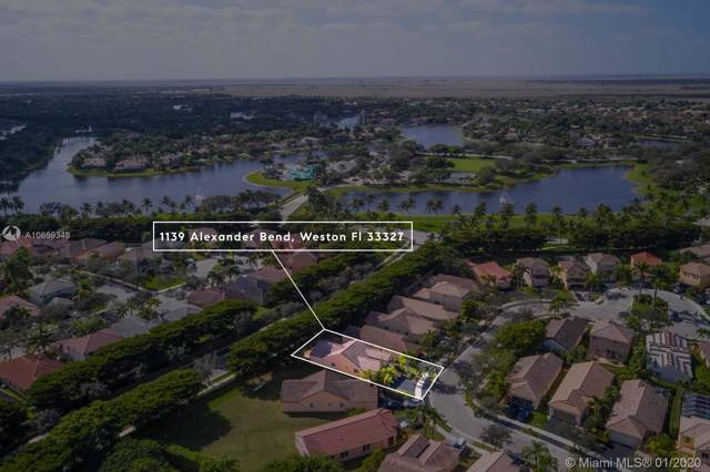 1139 Alexander Bend, Weston, FL 33327 (MLS #A10659348) :: The Teri Arbogast Team at Keller Williams Partners SW