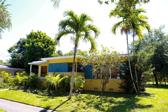 411 NE 87th St, El Portal, FL 33138 (MLS #A10660114) :: Berkshire Hathaway HomeServices EWM Realty