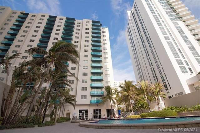 4001 S Ocean Dr 8P, Hollywood, FL 33019 (MLS #A10661466) :: Carole Smith Real Estate Team