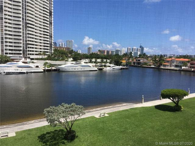 3030 Marcos Dr T408, Aventura, FL 33160 (MLS #A10670827) :: The Riley Smith Group