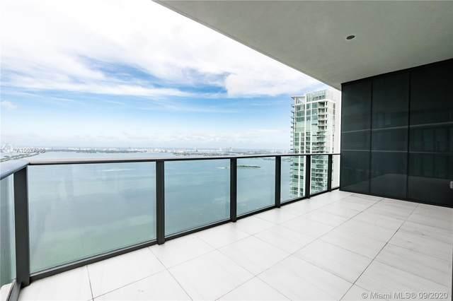 480 NE 31 Street #4207, Miami, FL 33137 (MLS #A10677566) :: Castelli Real Estate Services