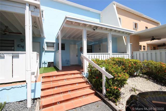 1500 Ocean Bay Dr C3, Key Largo, FL 33037 (MLS #A10680649) :: The Paiz Group