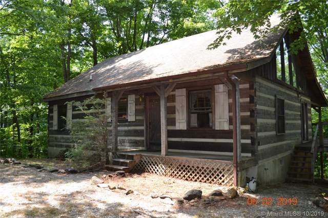 1505 Rye Mountain Dr., Laurel Falls, NC 28736 (MLS #A10688256) :: Equity Advisor Team