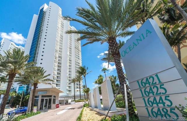 16485 Collins Ave #438, Sunny Isles Beach, FL 33160 (MLS #A10690987) :: Ray De Leon with One Sotheby's International Realty