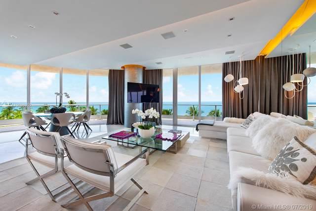 100 S Pointe Dr #606, Miami Beach, FL 33139 (MLS #A10696900) :: Grove Properties