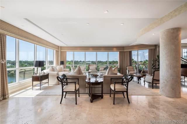 10 Edgewater Dr 3A/4A, Coral Gables, FL 33133 (MLS #A10699041) :: Berkshire Hathaway HomeServices EWM Realty