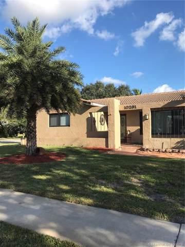 10291 NW 3rd Ct, Plantation, FL 33324 (MLS #A10703874) :: Grove Properties