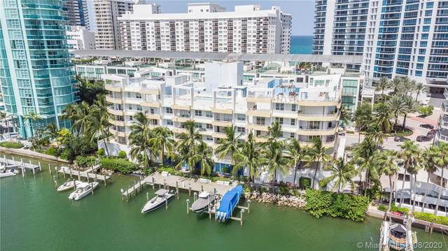5970 Indian Creek Dr #203, Miami Beach, FL 33140 (MLS #A10705454) :: ONE Sotheby's International Realty