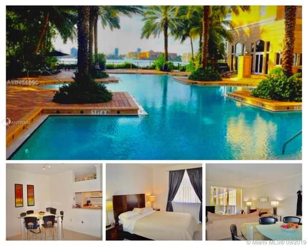 17150 N Bay Drive #2522, Sunny Isles Beach, FL 33160 (MLS #A10706634) :: Green Realty Properties