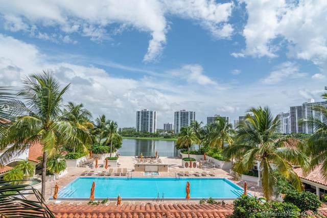 19900 E Country Club Drive #710, Aventura, FL 33180 (MLS #A10706669) :: Berkshire Hathaway HomeServices EWM Realty