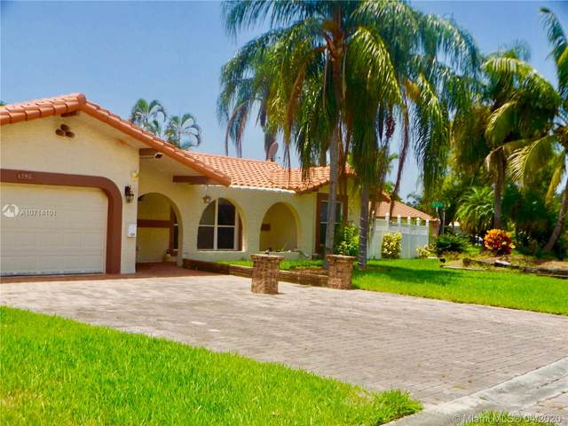 3620 NW 111th Ave, Coral Springs, FL 33065 (MLS #A10714101) :: The Paiz Group