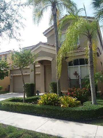 15811 SW 48th Mnr, Miramar, FL 33027 (MLS #A10725942) :: The Teri Arbogast Team at Keller Williams Partners SW